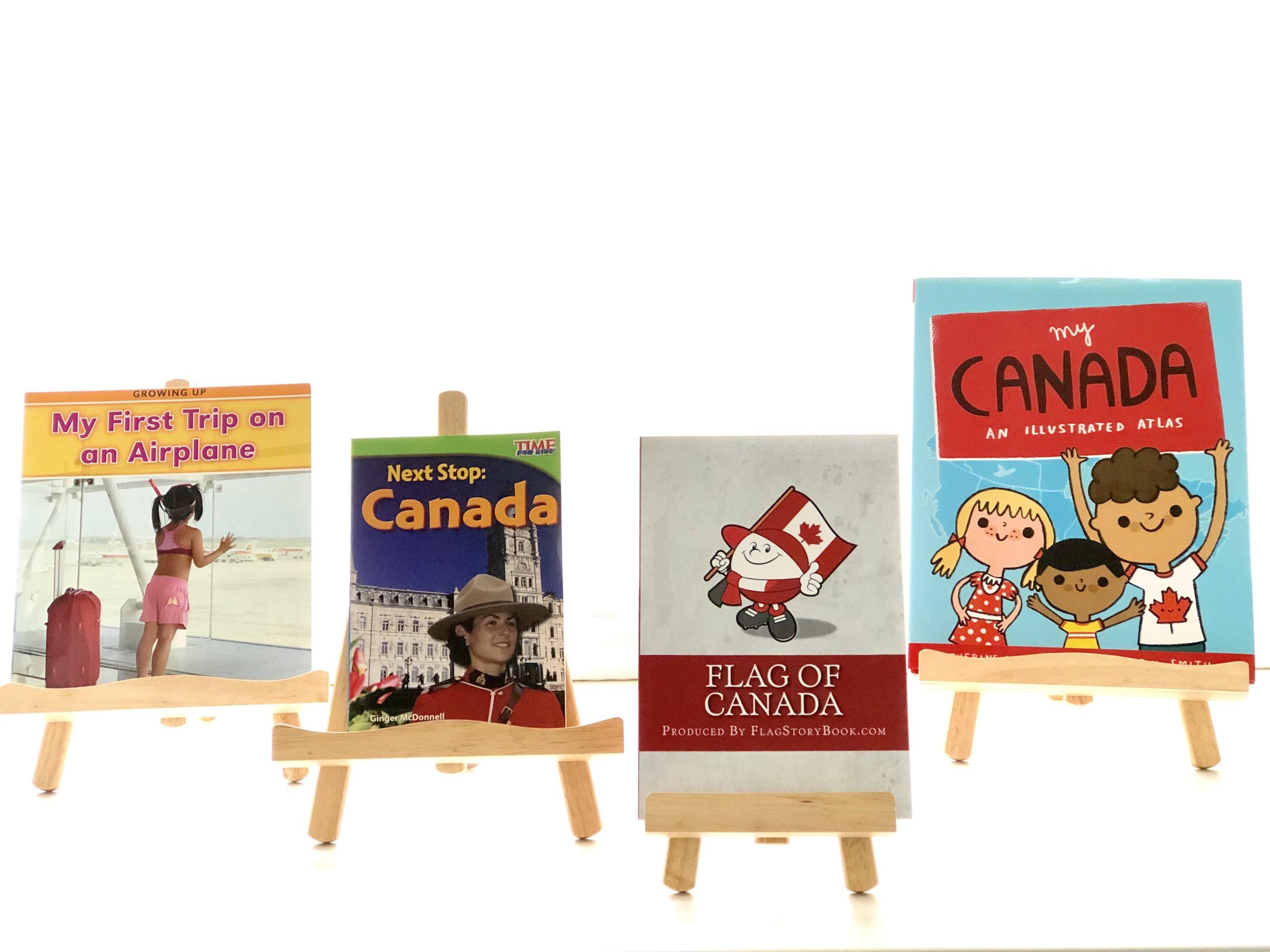 カナダ親子留学時にオススメのカナダをテーマにした子ども英語絵本