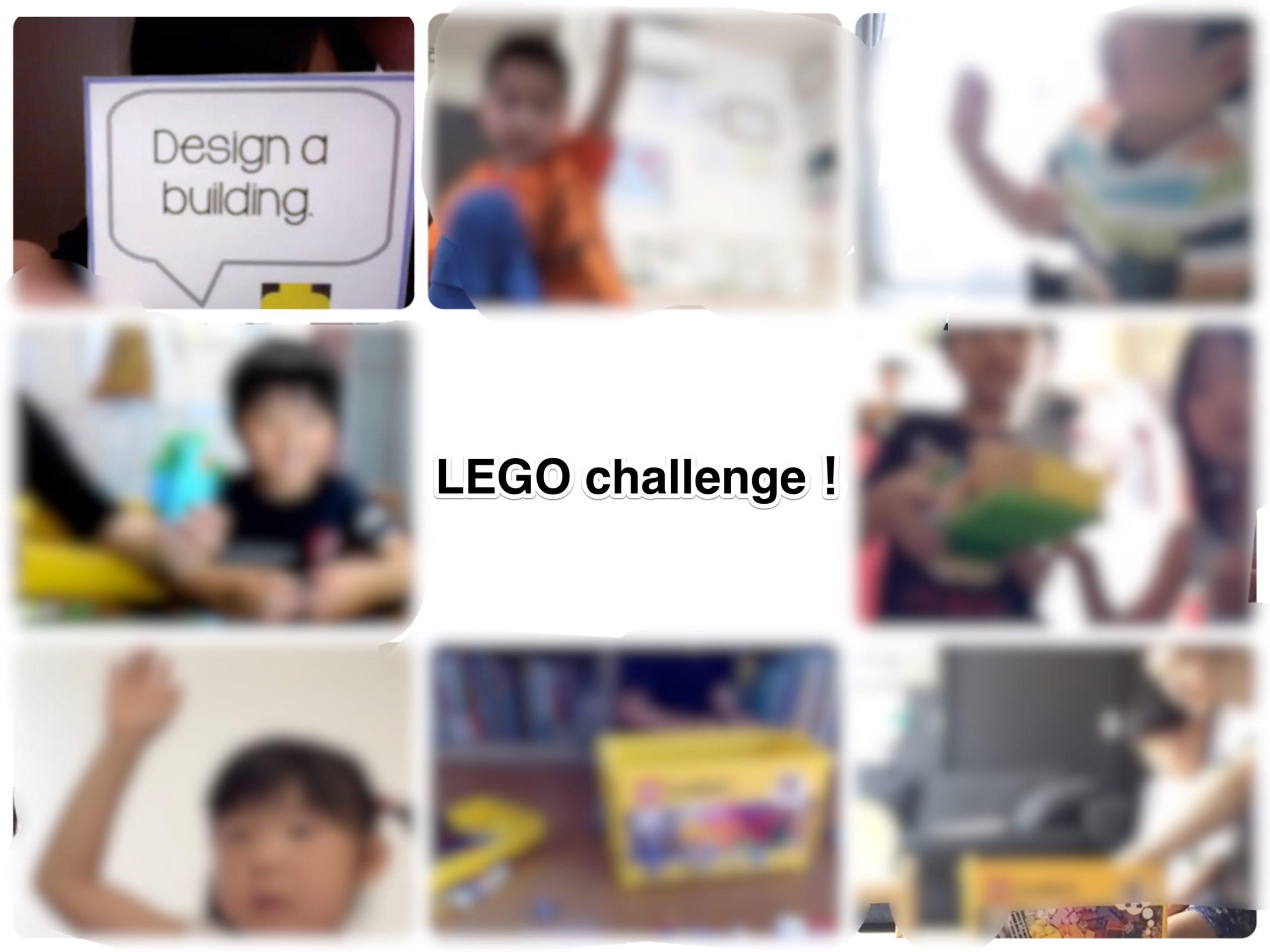 英語でレゴ・チャレンジ!@オンラインサロン『バイリンガル子育てオンラインカレッジ』