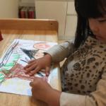 幼児期から算数の文章題に強い子に育てていけるお絵描き遊び