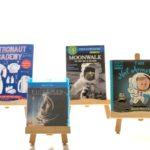 月面着陸から50年!その記念に触れる英語絵本