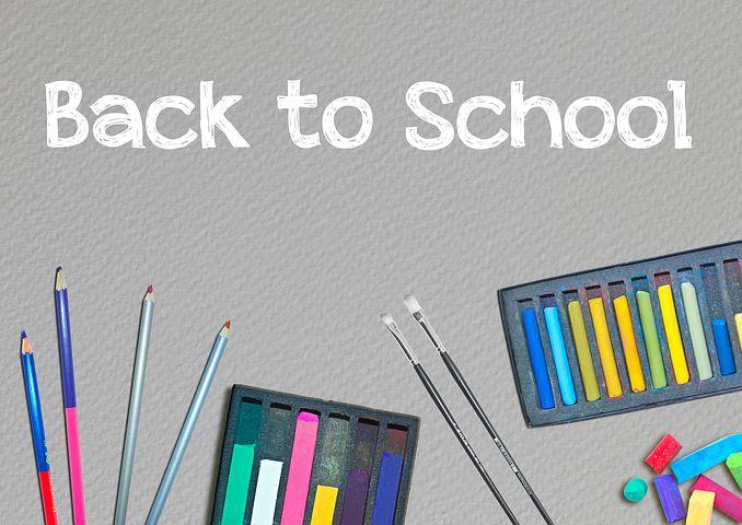 Back to School キャンペーンを開催します