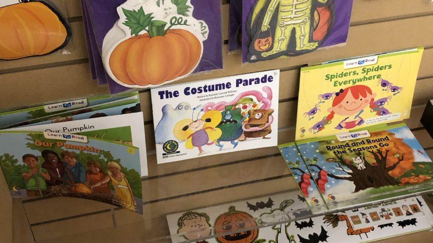 カナダ現地の学校の先生もネイティブキッズへの教材として選ぶ、CTP絵本セット