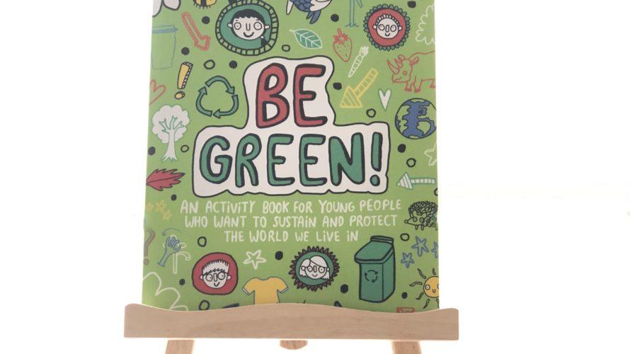 地球問題「エコ」をテーマにした表現力を育てていけるおうち英語なバイリンガル子育てにオススメのアクティビティブック。