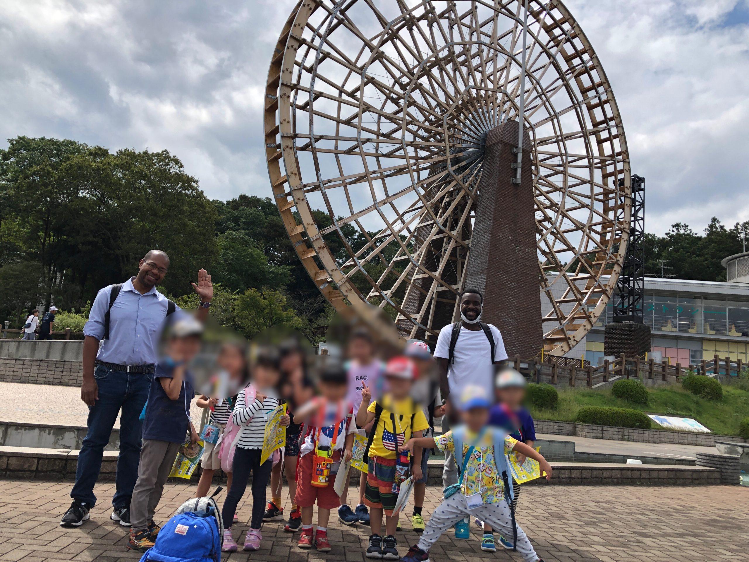 外国人スタッフと埼玉川の博物館への体験学習を楽しんできました!