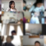 休校期間オンラインサロンでは、学びてんこ盛りのこども交流会を毎日開催しています。