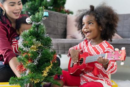 クリスマスソング かけ流し こども